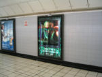 Matrix Underground Display