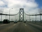 Arrival: Bay Bridge
