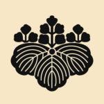 "Fukushima family crest: ""go-san no kiri"""